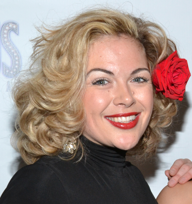 Billie Wildrick will appear in The Pajama Game at the 5th Avenue Theatre in Seattle.