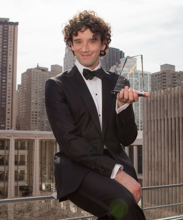 Michael Urie will host the 2017 Drama Desk Awards.