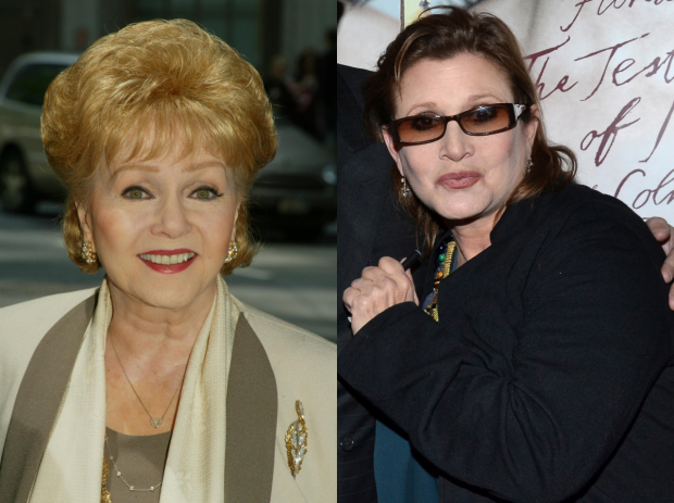 The new documentary Bright Lights follows the lives of Debbie Reynolds and her daughter Carrie Fisher, both of whom died earlier this week.