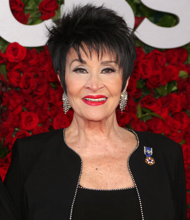 Chita Rivera will take the stage at San Francisco's Norse Theatre.