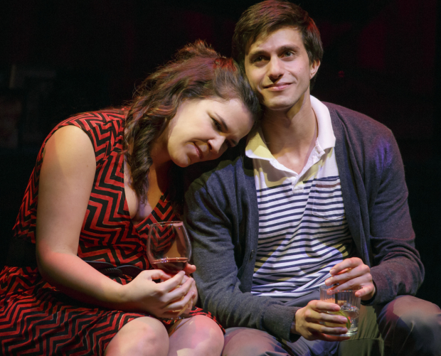 Lindsay Mendez and Gideon Glick will star in Significant Other on Broadway.