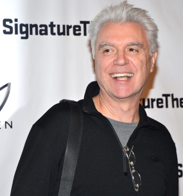 David Byrne brings his latest rock musical Joan of Arc: Into the Fire to the Public Theater.