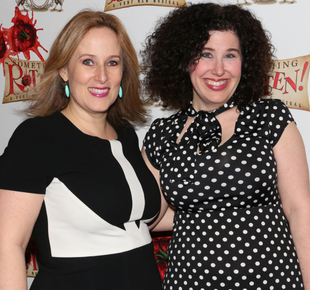 Composer Zina Goldrich and lyricist Marcy Heisler will perform at Feinstein's/54 Below on January 25 and February 2.