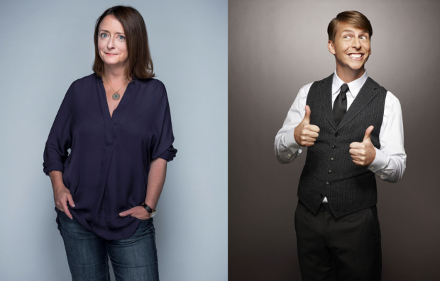 Rachel Dratch and Jack McBrayer will appear in Crazy For You at David Geffen Hall.