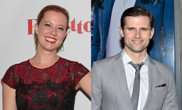 Patti Murian and Kyle Dean Massey will appear in a concert of songs from the television show Nashville.