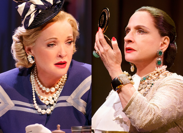 Christine Ebersole and Patti LuPone will lead the Broadway cast of War Paint as Elizabeth Arden and Helena Rubinstein.