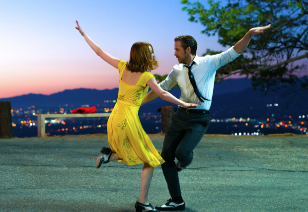 Emma Stone and Ryan Gosling are Oscar nominees for their work in La La Land.