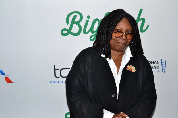 Whoopi Goldberg will bring Disney's Aladdin to her show The View.
