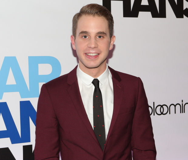 Ben Platt will be considered in the category of Best Performance by an Actor in a Leading Role for his performance in Dear Evan Hansen.