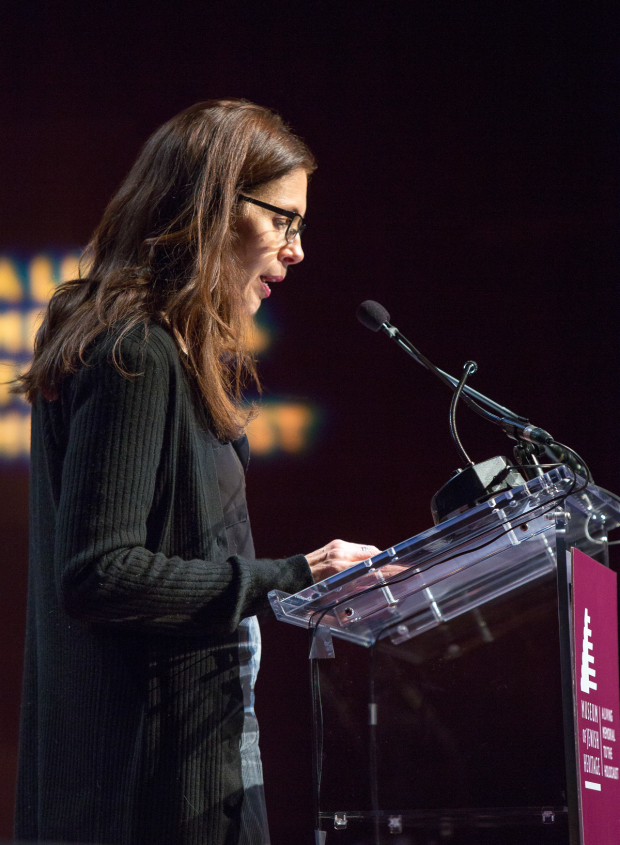 Jessica Hecht reads from Elie Wiesel's Night.