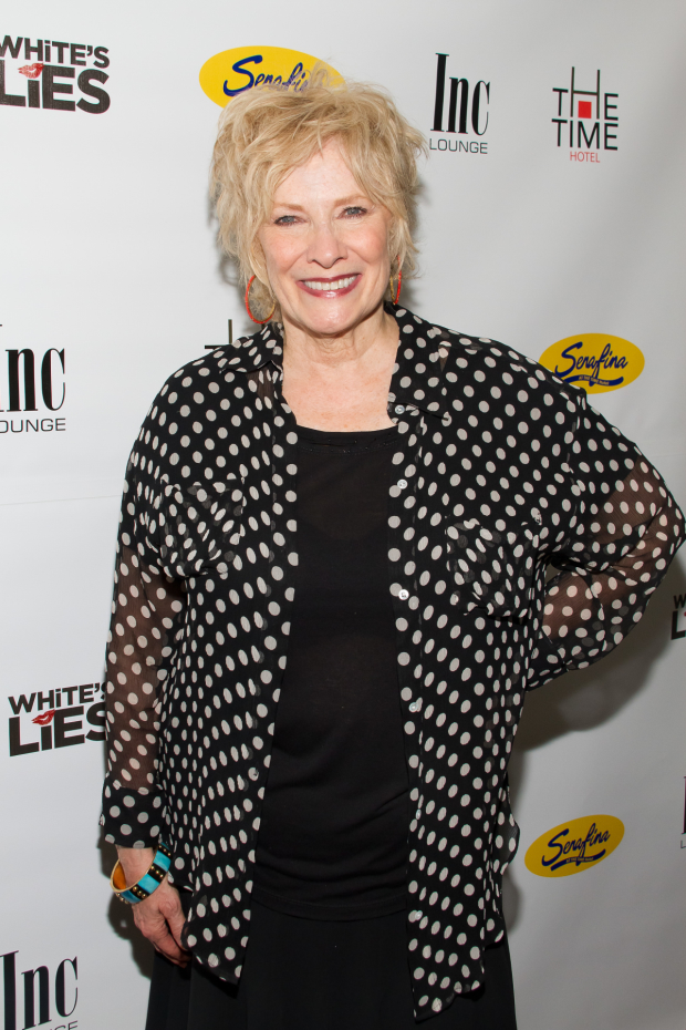 Betty Buckley will take part in Theatre Forward's annual Broadway Roundtable on February 3.