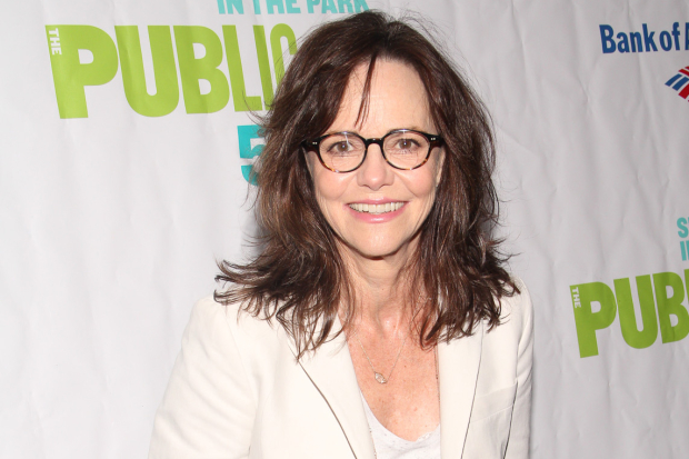 Sally Field stars in the Broadway revival of Tennessee Williams' The Glass Menagerie, directed by Sam Gold, at the Belasco Theatre.