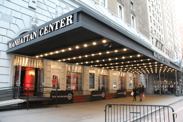 The Manhattan Center began its life as the Manhattan Opera House.