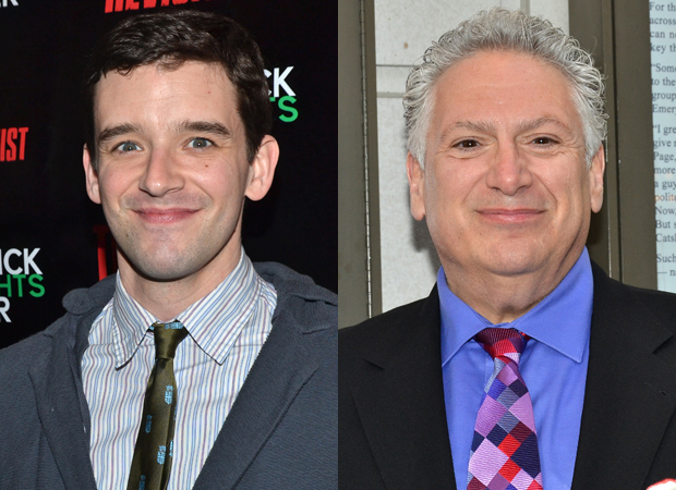 Michael Urie will star in a new revival of Harvey Fierstein's Torch Song this fall at Second Stage Theatre.