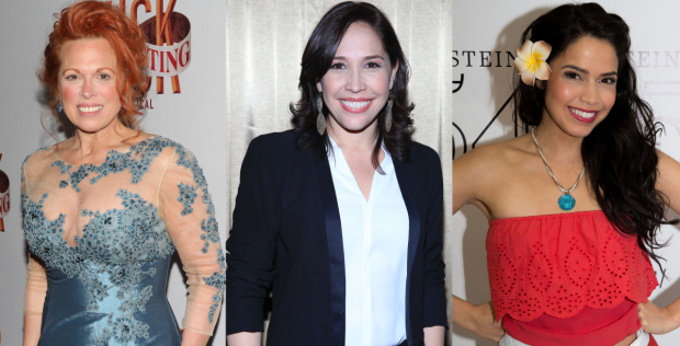 Carolee Carmello, Andréa Burns, and Arielle Jacobs will take part in an all-female 1776 concert at Feinstein's/54 Below.