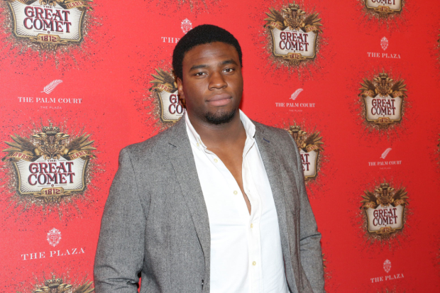 Okieriete Onaodowan will join the cast of Broadway's The Great Comet in the role of Pierre.