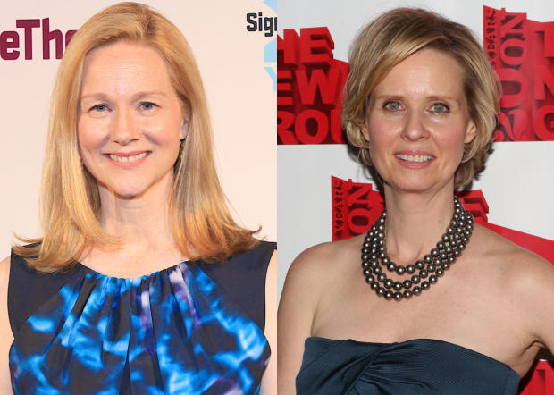 Laura Linney and Cynthia Nixon will star in Manhattan Theatre Club's The Little Foxes.