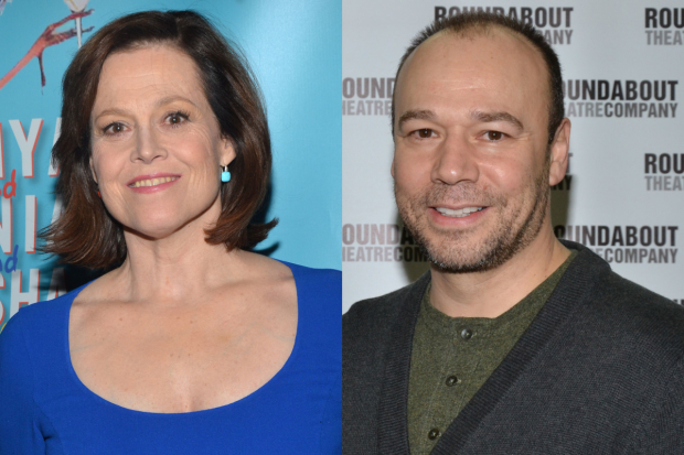 Sigourney Weaver will host Lincoln Center's Awards for Emerging Artists, featuring performances by Danny Burstein and other Broadway stars.