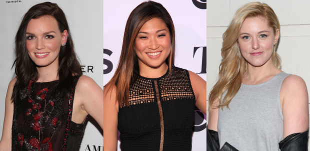 Jennifer Damiano, Jenna Ushkowitz, and Taylor Louderman will be among the performers at Broadway Loves Kelly Clarkson.