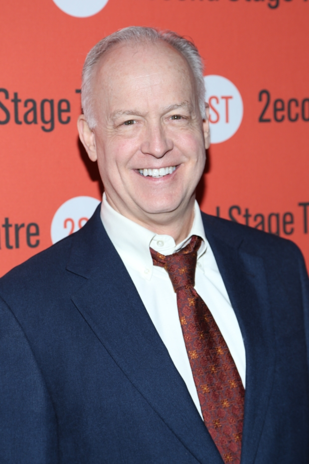 Reed Birney stars as Ken in Tracy Letts' Man From Nebraska, directed by David Cromer, at Second Stage Theatre.