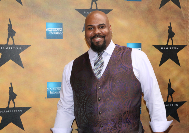 James Monroe Iglehart is set to join the cast of Hamilton on Broadway.