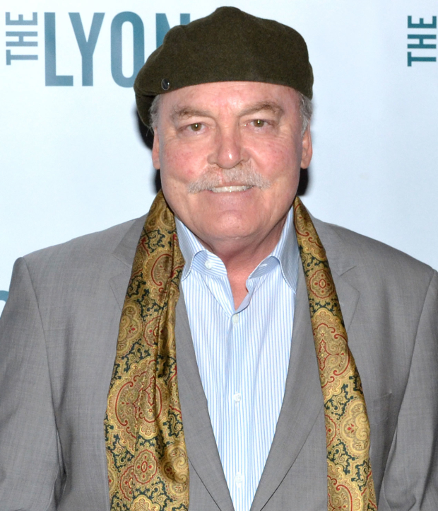Stacy Keach will play Ernest Hemingway in the world premiere of Pamplona at the Goodman Theatre.