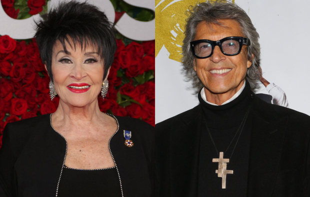 Chita Rivera and Tommy Tune will join forces for an upcoming concert tour.
