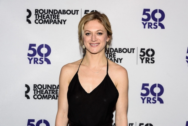 Marin Ireland stars in playwright Martín Zimmerman one person show.
