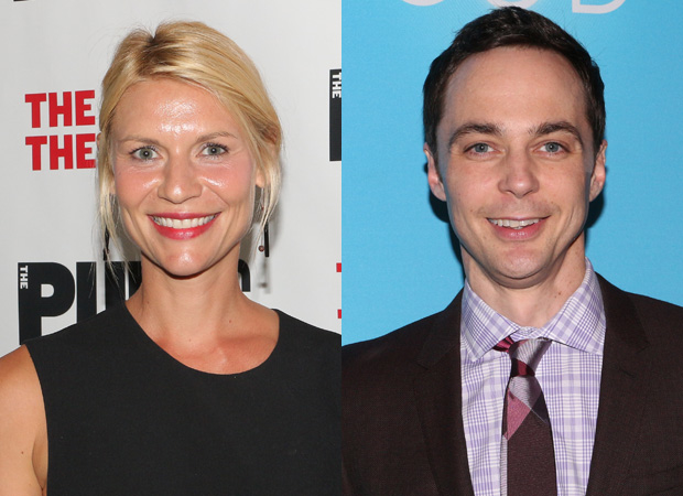 Claire Danes and Jim Parsons will star in a film adaptation of the play A Kid Like Jake.