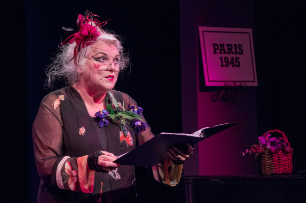 Tony and Emmy Award winner Tyne Daly stars as Countess Aurelia in York Theatre Company's Musicals in Mufti presentation of Dear World, directed by Michael Montel.