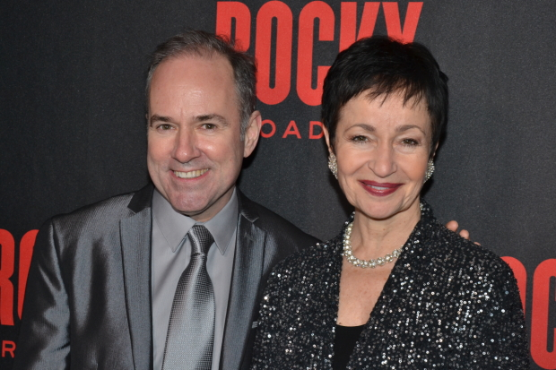 Anastasia songwriters Stephen Flaherty and Lynn Ahrens join the faculty for the Broadway Dreams tour.