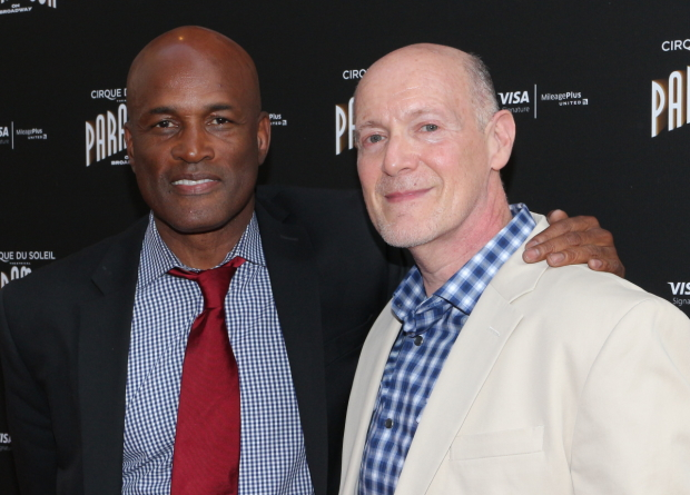 Kenny Leon and Neil Meron will collaborate on a new television series inspired by the history of Harlem's Cotton Club.