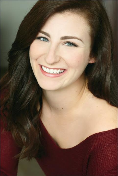 Tess Jonas plays Jo in Little Women: The Musical, directed by Ethan Paulini, at Ocean State Theatre.