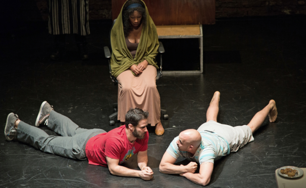 The Last Days of Judas Iscariot begins previews March 9 ahead of a March 13 opening.