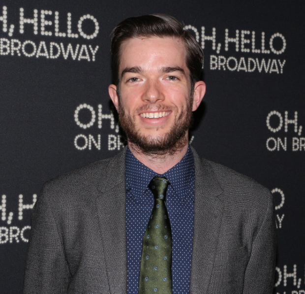 John Mulaney will take part in a reading of Neil LaBute's Fat Pig.