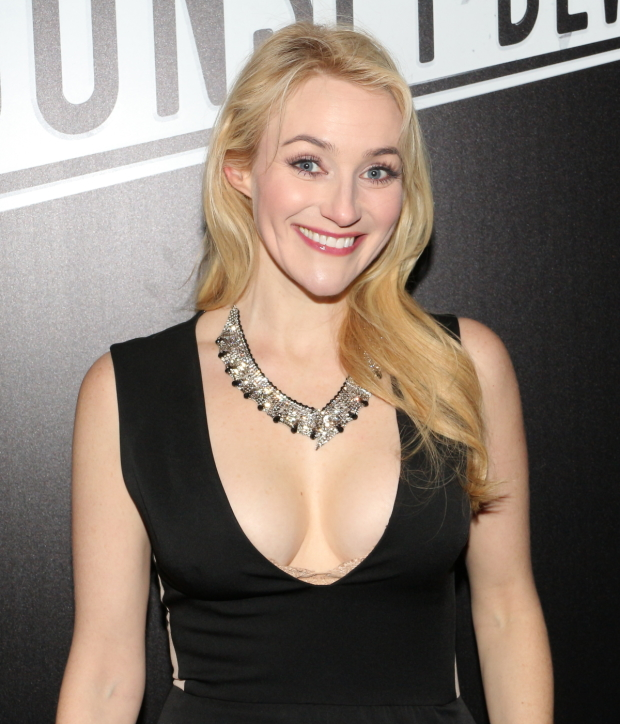 Betsy Wolfe will join the Broadway cast of Waitress.