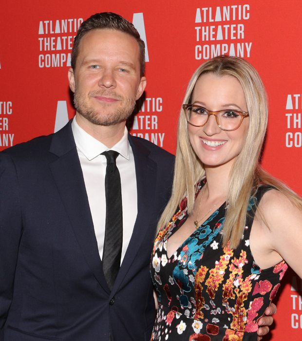 Will Chase and Ingrid Michaelson take part in the Atlantic Theater Company's 2017 gala evening.