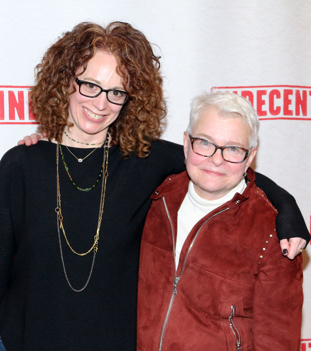 Rebecca Taichman and Paula Vogel make their Broadway debuts with Indecent.