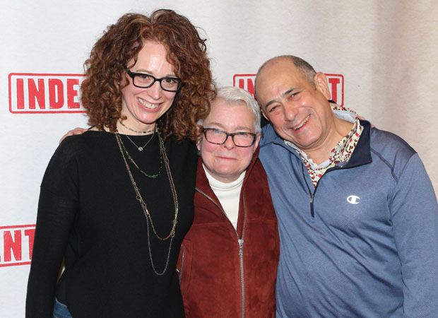 Indecent is directed by Rebecca Taichman, written by Paula Vogel, and choreographed by David Dorfman.