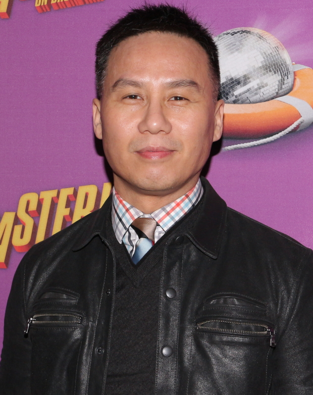 BD Wong is bringing the film Mr. Holland's Opus to the stage.