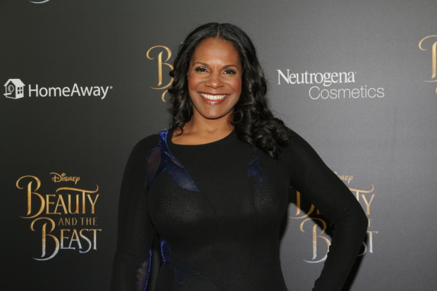 Six-time Tony winner Audra McDonald plays Madame Garderobe.