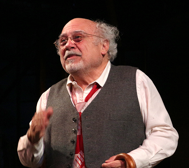 Danny DeVito officially makes his Broadway debut as The Price opens at the American Airlines Theatre.