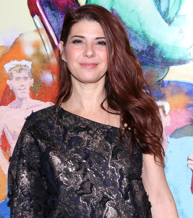 Marisa Tomei heads the cast of How to Transcend a Happy Marriage.