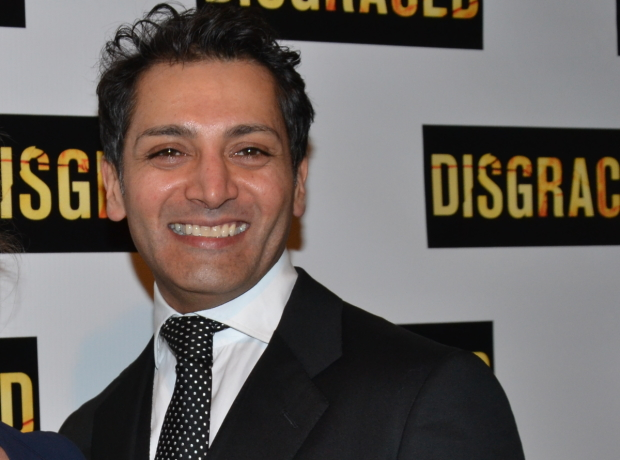 Hari Dhillon earned a Los Angeles Drama Critics Circle Award for his performance as Amir in Ayad Akhtar's Disgraced, a role he originated on Broadway.