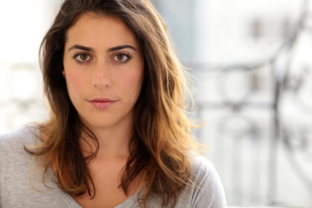 Laura Lapidus plays Daphna Feygenbaum in Joshua Harmon's Bad Jews, directed by Jessica Stone, at George Street Playhouse.