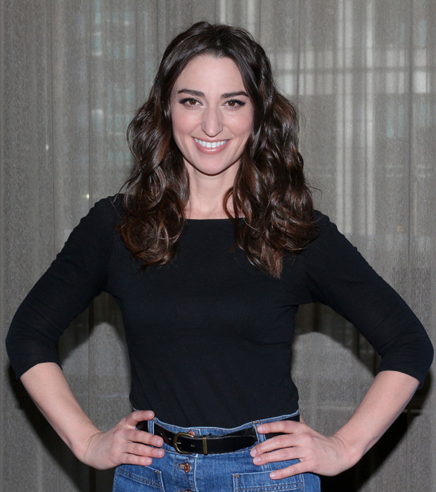 Sara Bareilles takes on the role of Jenna in her musical Waitress beginning March 31.