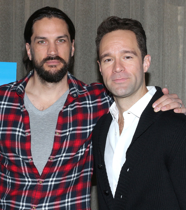 Will Swenson and Chris Diamantopoulos take on the roles of Earl and Dr. Pomatter.