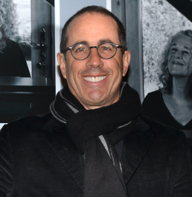 Jerry Seinfeld will produce the stage adaptation of the book Letters from a Nut.