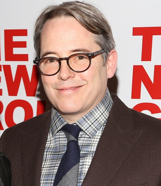 Matthew Broderick will perform at the New York Pops gala at Carnegie Hall on May 1.