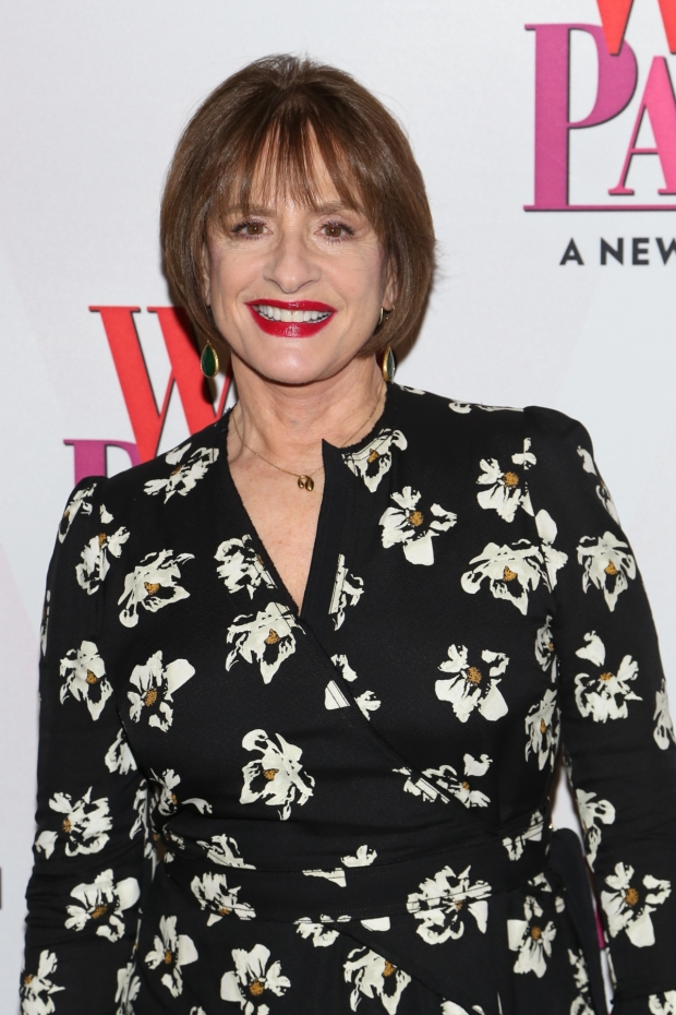 Patti LuPone will take part in a concert that looks back on her career.